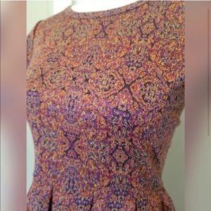 LuLaRoe Dresses - Insanely beautiful Lularoe Amelia dress sz S